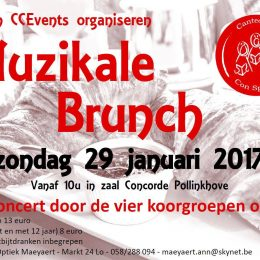 Muzikale Brunch!